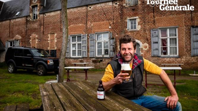 """Cafébaas Bartel Van Riet van Den Herberg heropent terras met 100 zitplaatsen: """"Binnenkort hopelijk ook weer samen aan de toog"""""""