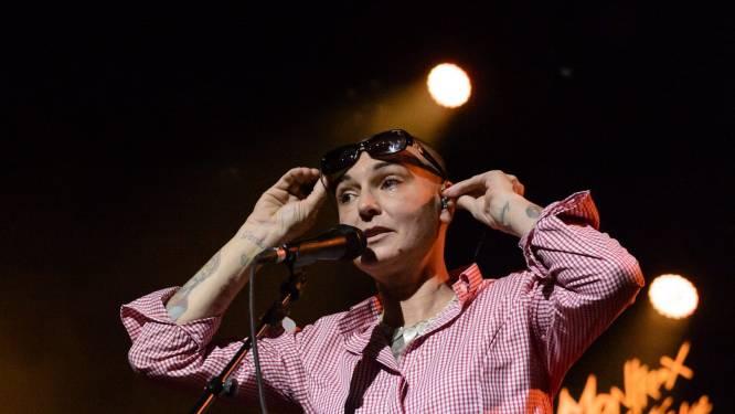 """Sinéad O'Connor stopt met zingen: """"Tijd om tepelkwastjes op te bergen"""""""