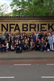 Familie Van Abbe neemt Karel I-muur in Eindhoven over