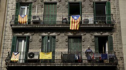 18 gewonden bij woningbrand in Barcelona na vermoedelijke brandstichting