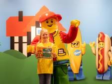 Milou (8) bemachtigt plek in Kids Crew Legoland: 'Lego is geweldig voor iedereen'