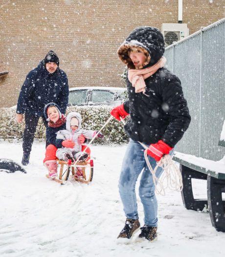 Werd jij vanmorgen wakker in winter wonderland? Stuur ons jouw sneeuwfoto!