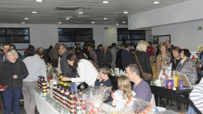 Streekproducten- en kerstmarkt in Bergendal wordt overrompeling