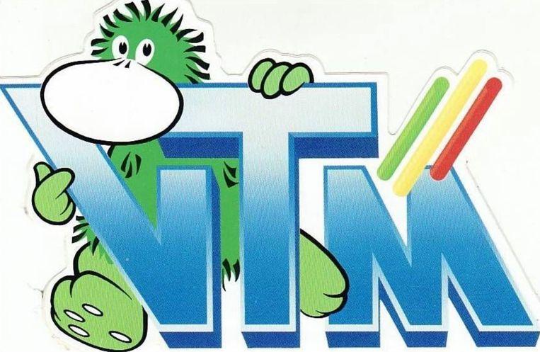 Amedee, de mascotte van VTM