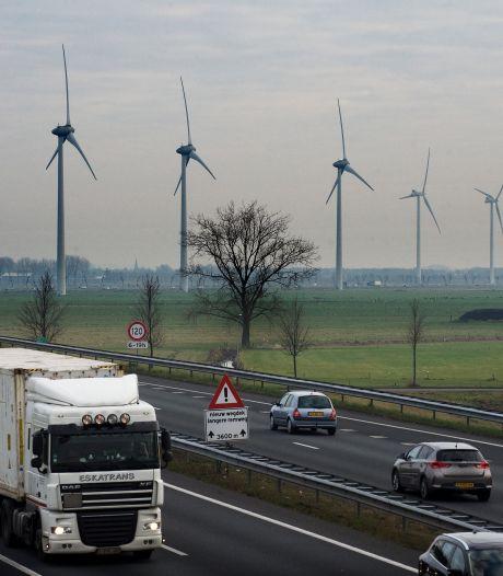 Windpark verder weg van Lienden en veiliger voor vogels