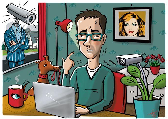 Voor managers die graag de controle houden zijn dit moeilijke tijden, zeker als de zaken wat minder goed gaan. Sommigen proberen het personeel via spionagesoftware in de gaten te houden.