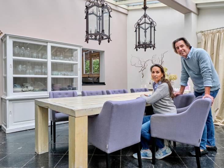 Pascal en Ellis wonen in een voormalig restaurant: 'Het was liefde op het eerste gezicht'