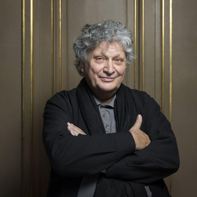 De Belgische dirigent René Jacobs zong vroeger zelf vele Johannes-Passions als countertenor. Beeld Philippe Matsas