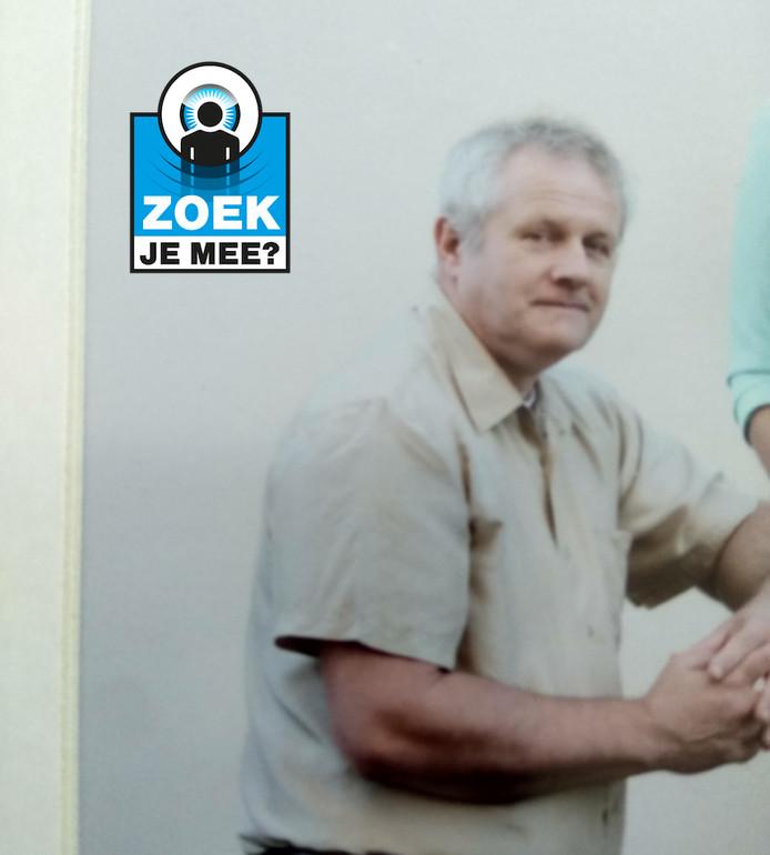 Nico Nijman uit Zutphen is vermist.
