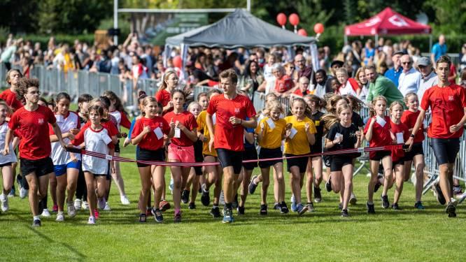 Scholenveldloop lokt net geen vierhonderd deelnemertjes