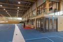 De laatste loodjes in de nieuwe WRZV-hallen.