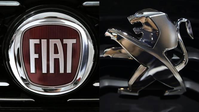 Europese Commissie keurt fusie Fiat en Peugeot goed