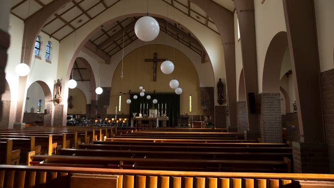 De kerk in Braamt is weer van het dorp