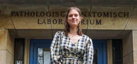 Deventerse Leah in de race om jongeren van Nederland te vertegenwoordigen in Europees parlement