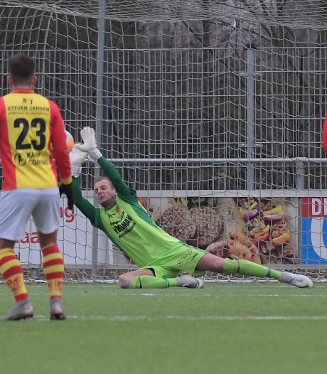 CSV Apeldoorn redt het net niet tegen nieuwe koploper Staphorst