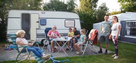 Bizar jaar pakt voor de camping toch aardig uit, ook op Het Achterste Loo in Hilvarenbeek