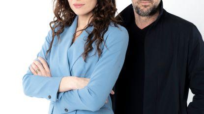 """De Nederlandse actrice Anna Drijver  gaat 'Undercover' met Tom Waes: """"Zo'n knappe en attente vent. Alleen spijtig dat ik hem niet altijd verstond"""""""