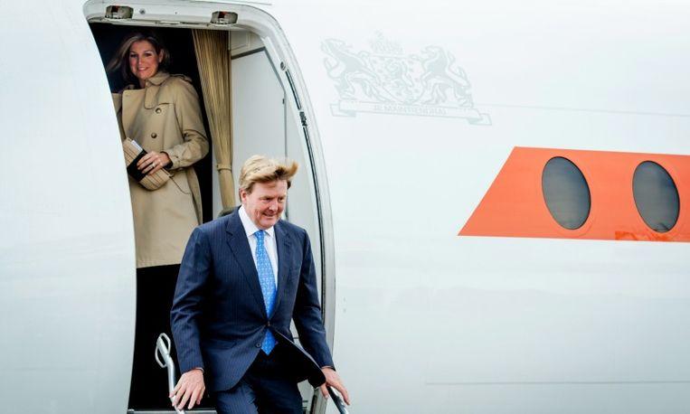 Koningspaar start bezoek aan Canada
