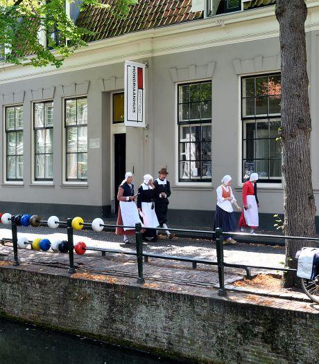 Dit jaar even geen feest, maar in 2022, als Mondriaan '150' wordt, pakt Amersfoort groot uit