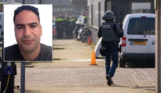 Reduan B. werd vanochtend doodgeschoten in Amsterdam-Noord.