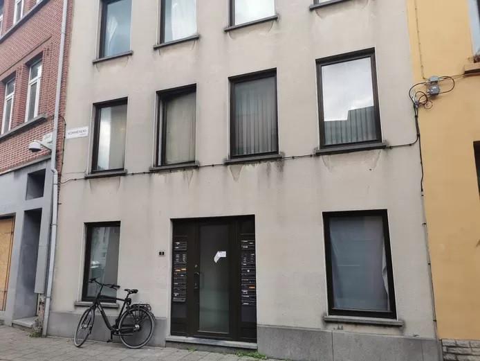 L'appartement de la Kommekensstraat, dans le centre d'Anvers.
