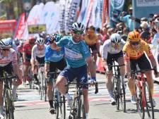 Cavendish heeft smaak te pakken in Turkije: 'Ik wil ook Fabio terugzien in de sprint'