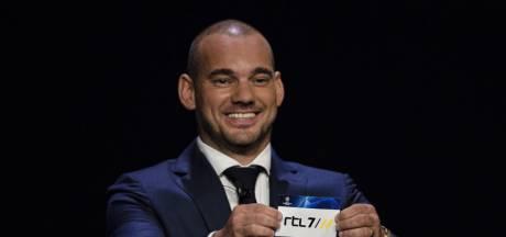 Wesley Sneijder analyticus bij Champions League RTL