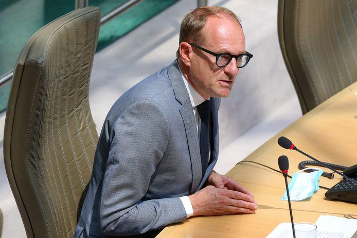 Vlaams minister van onderwijs Ben Weyts