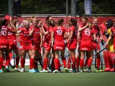 Euro de hockey: les Red Panthers s'imposent face à l'Espagne et décrochent la médaille de bronze