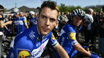 """Tweevoudig Belgisch kampioen Gilbert zonder stress: """"Als ik niet win, mag het 'Pluske' zijn"""""""