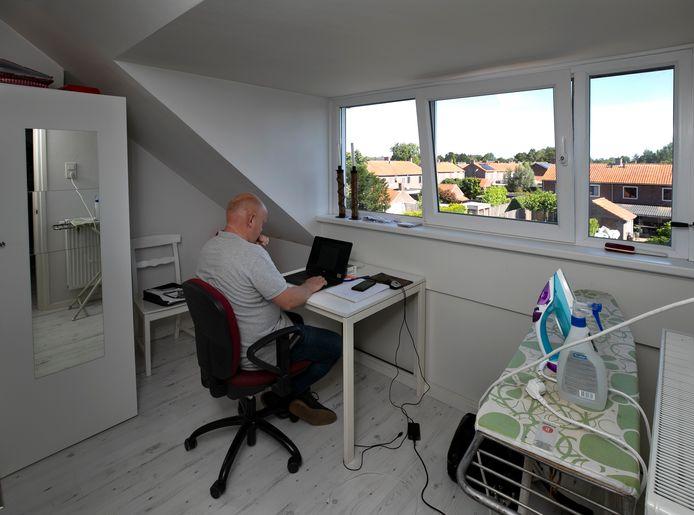 Het langdurig thuiswerken kan leiden tot een hause aan het verschijnsel burn-out. Werkgevers moeten daar kien op zijn. Foto ter illustratie