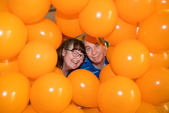 Rob en Arina Haveman, van Ballonbestel.nl