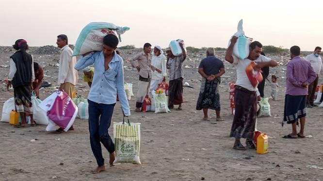 Wereldwijd lijden 155 miljoen mensen honger