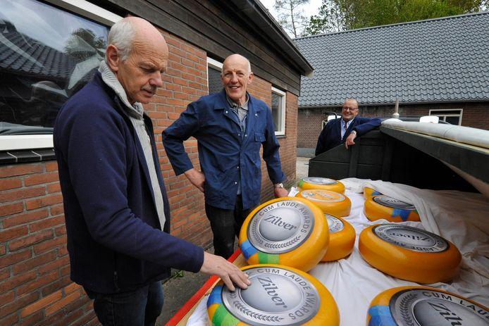 De provincie Utrecht wil de verkoop van streekproducten, zoals hier in Woerden, stimuleren.