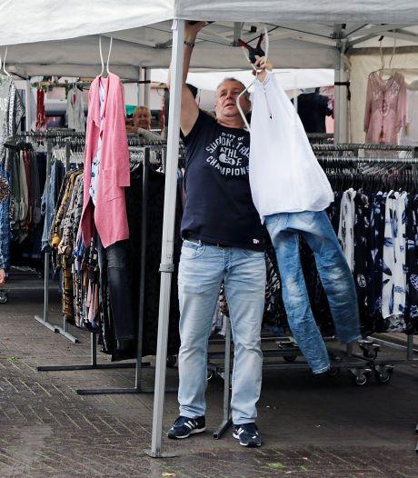 Hoe de zaterdagmarkt de bom in het Osse centrum deed barsten