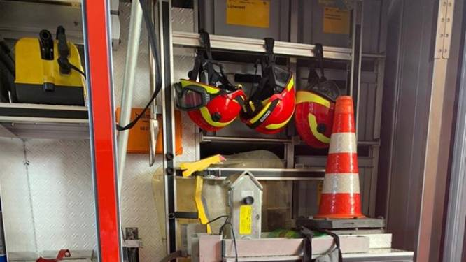 Tienduizenden euro's levensreddend gereedschap gestolen bij inbraak in brandweerkazerne van Boekelo
