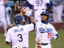 Grootverdiener Mookie Betts in recordboeken na drie homeruns voor Dodgers