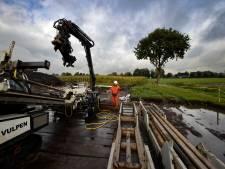 Boren, boren en nog eens boren voor nieuwe hoogspanning tussen Tilburg en Best
