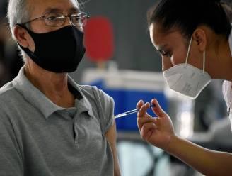 LIVE. Vlaanderen schakelt versnelling hoger met vaccinatiecampagne