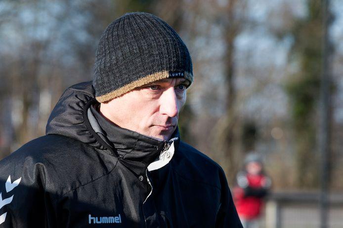 Ronald Tulen stond 'twee' seizoenen aan het roer bij de Wekeromse club.