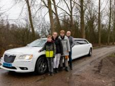 Speciale Opkikkerdag voor zieke Jelle (12): 'We moesten de limo vooruitduwen, dat is niet gelukt'