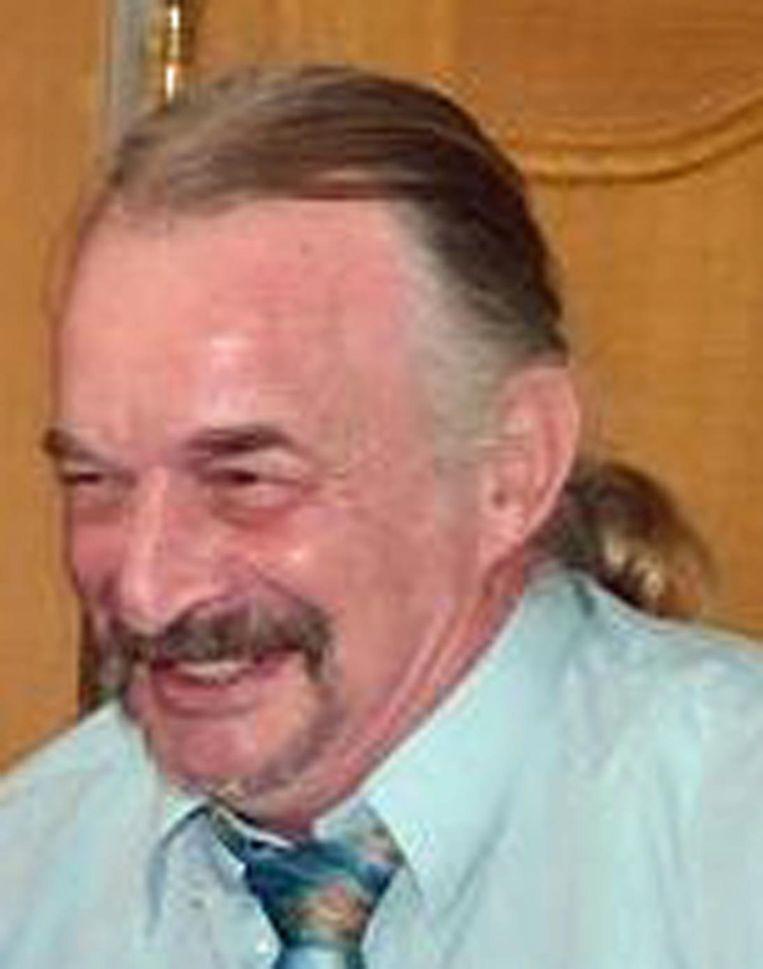 Rudi Govaerts.