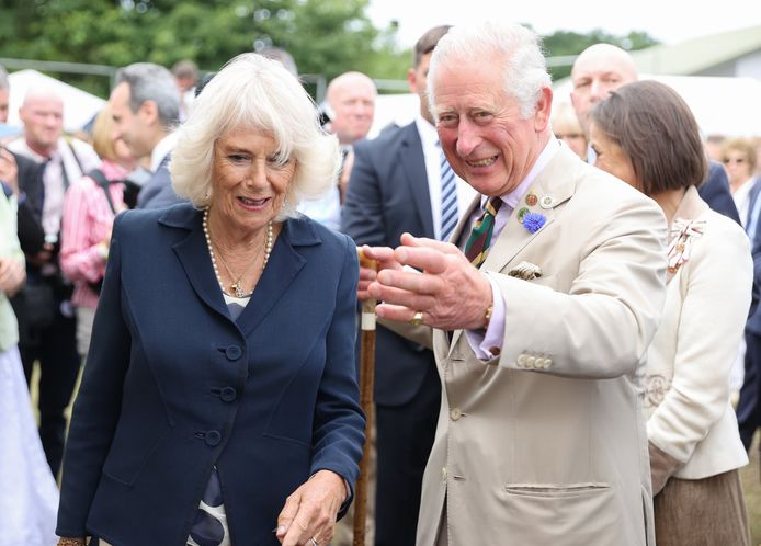 Camilla en Charles.