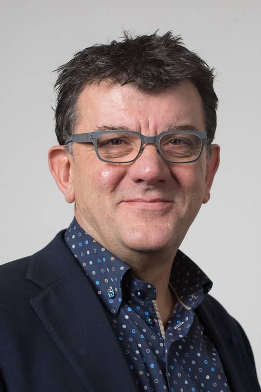 Marrik van Rozendaal, fractieleider van D66 Meierijstad.