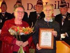 Henk Peelen Ridder in de Orde van de Rhedense Leeuw
