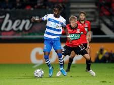 PEC Zwolle biedt talentvolle aanvaller contract aan