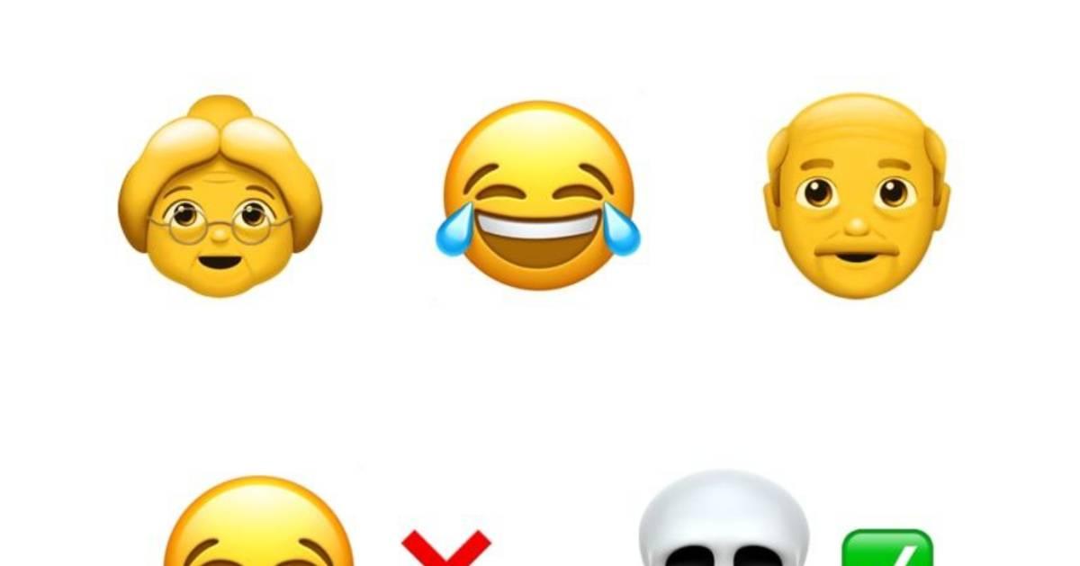Volg jij het nog? Emojipedia legt haarfijn uit welke emoji's passé zijn - AD.nl