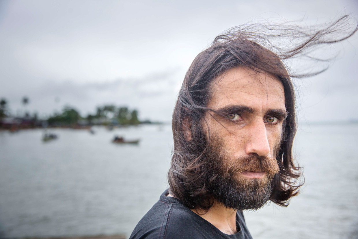 Behrouz Boochani. Beeld LightRocket via Getty Images