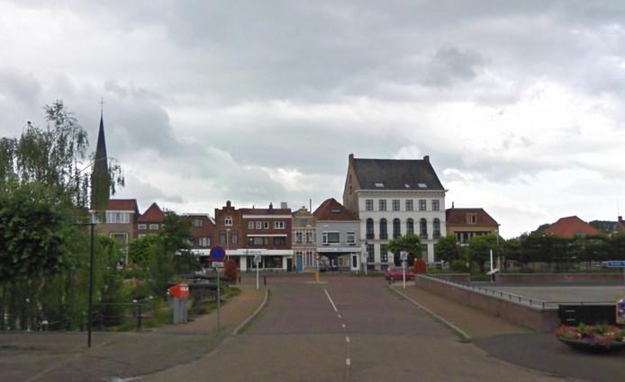 Oostdam Sas van Gent
