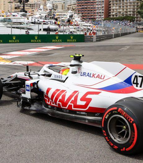 Mick Schumacher in de problemen na crash